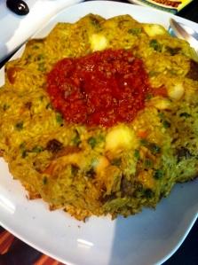 Corona di riso