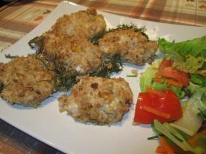 Bastoncini di pesce gourmet