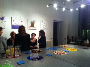 "Vernissage mostra ""Pucci in the kitchen"""