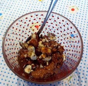 Overnight Oatmeal orzo e cacao