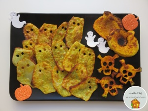 Chips di Halloween