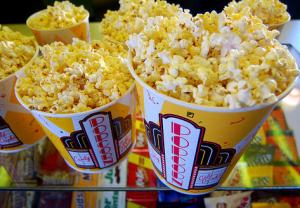 Che film è senza i pop corn?