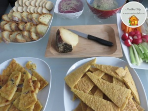 "Buffet in progress per ""Il pranzo dell'Epifania: 1° comple-blog"""