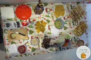 """Il buffet de """"Il pranzo dell'Epifania: 1° comple-blog"""""""