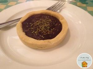 Crostatina al cioccolato - CuocOna, Milano