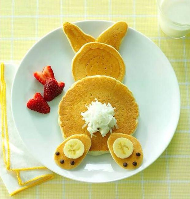 Pancakes pasquali