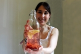 Acqua aromatizzata e food blogger - Foto: Manuele Blardone