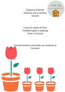 Menù - Spring dinner