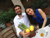 Food blogger felici!