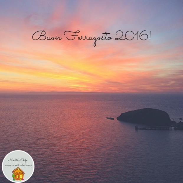 Buon Ferragosto 2016!