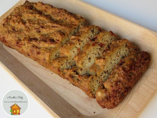 Paleo plumcake mediterraneo - ricetta per Vivere per raccontarla