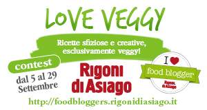 Love Veggy! Contest Rigoni di Asiago