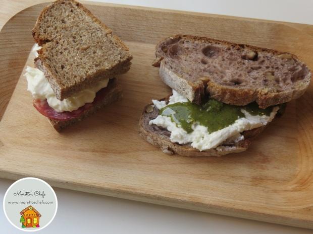 Sandwich per uomini soli