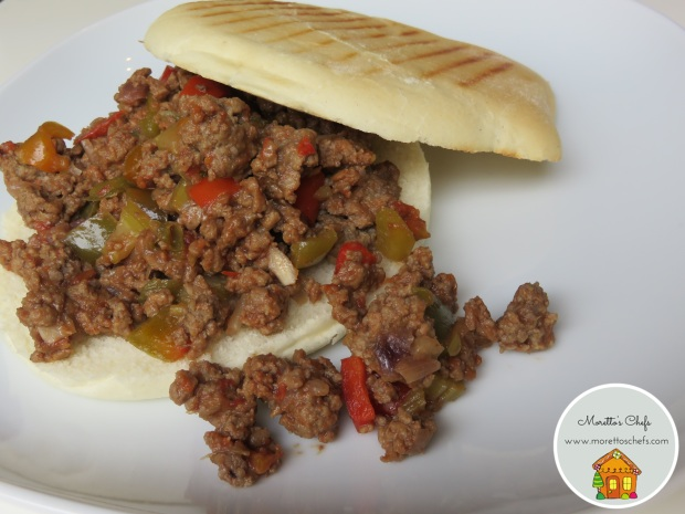 Sloppy Joe - ricetta per Wannabemum