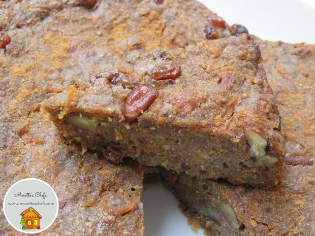 Torta semplice e veloce senza uova, con arancia e carote - Ricetta per Wannabemum