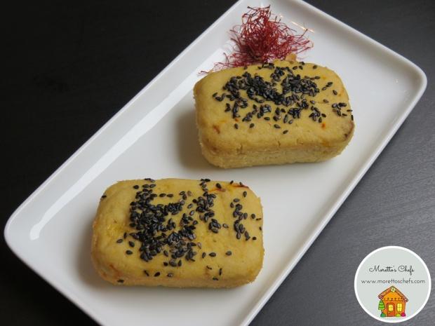 Mini panini in cassetta allo zafferano senza glutine