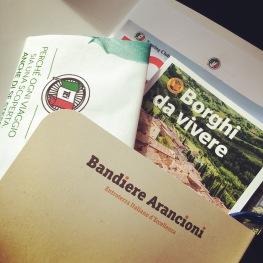 Borghi Bandiere Arancioni del Touring Club Italiano
