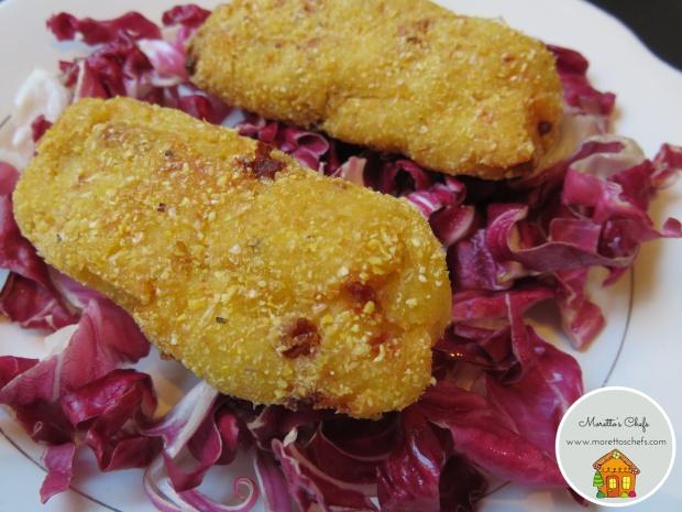 Polpette di patate senza glutine