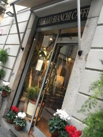 La merenda al Fioraio Bianchi Caffè di Milano: dolce novità d'autunno