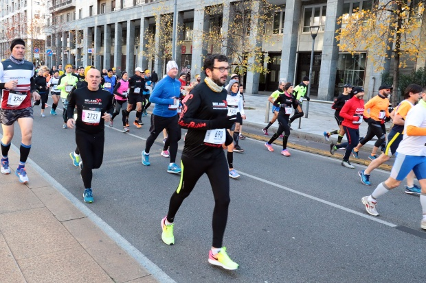 Milano21 Half Marathon - La gara