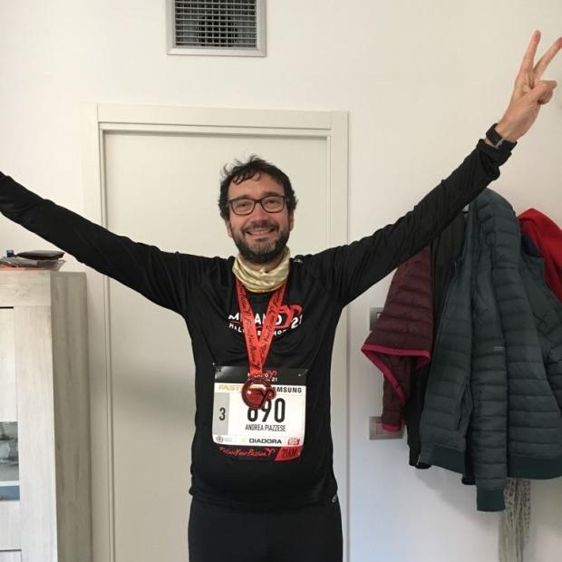 Milano21 Half Marathon - L'esordio