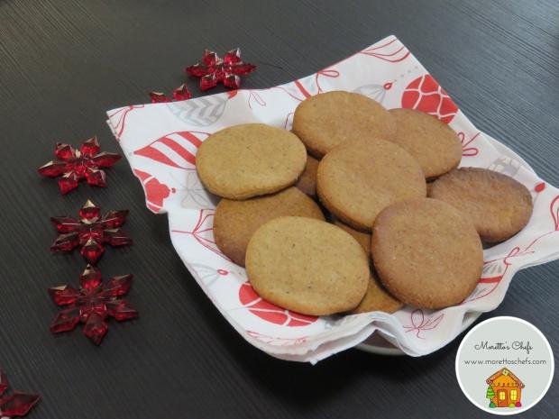 Biscotti di Natale con miele e spezie - ricetta per Wannabemum