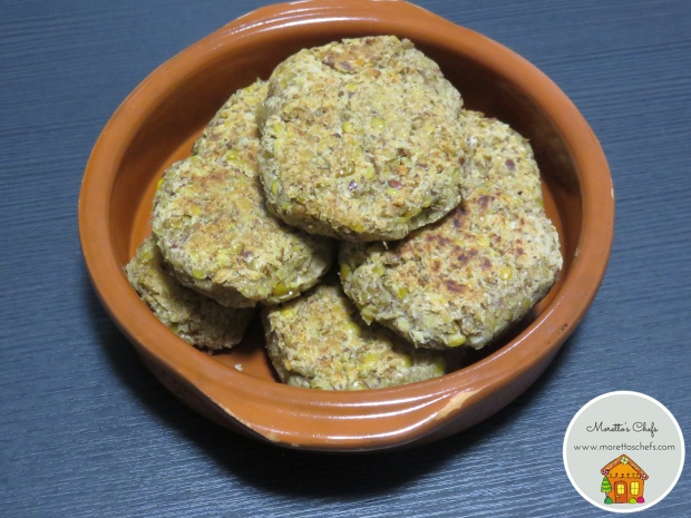 Polpette di lenticchie senza uova - ricetta per Wannabemum