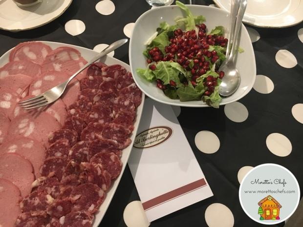 Improvvisare una cena con amici? È facile con i salumi Al Berlinghetto!